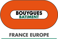 BOUYGUES BATIMENT FRANCE EUROPE (logo)